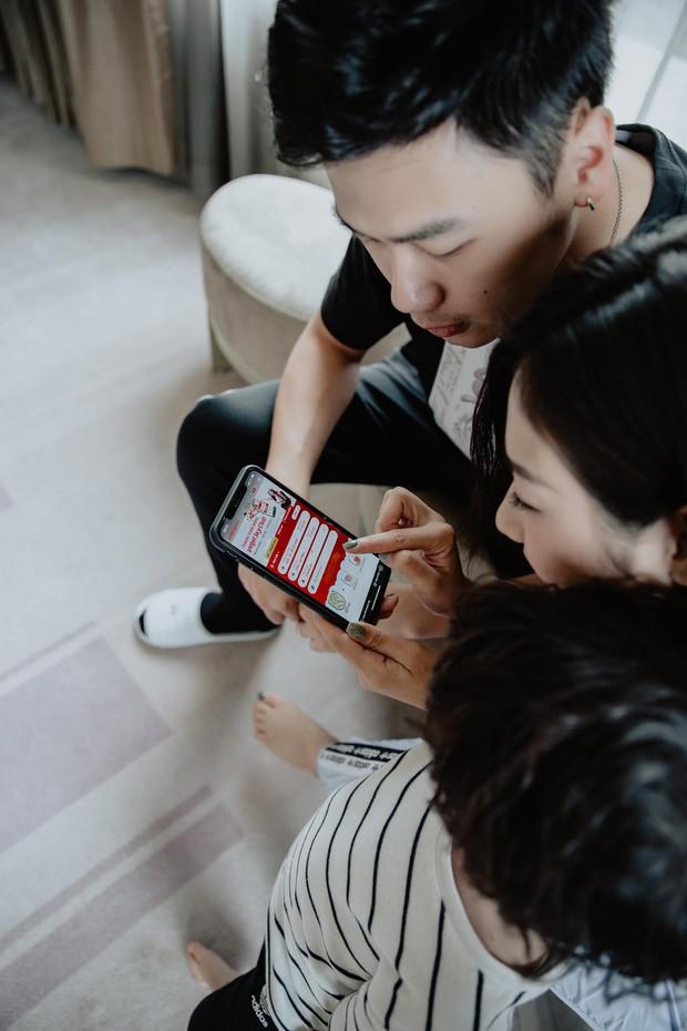 """Chuyến đi đặc biệt của Trang Lou - Tùng Sơn: """"Có bé Xoài cùng du lịch, vợ chồng mình hiểu được ý nghĩa của gia đình"""" - Ảnh 9."""