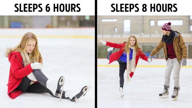 Giả sử mỗi ngày bạn được ngủ 8 tiếng, đây là những gì sẽ xảy ra - Ảnh 7.
