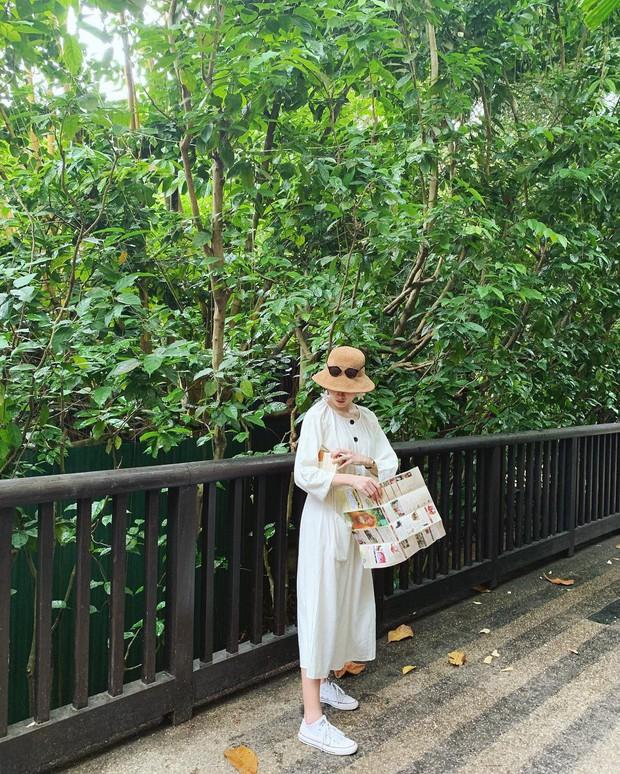 Á hậu Thùy Dung kín tiếng quá nên suýt nữa chị em đã bỏ lỡ một hình mẫu mặc đẹp lý tưởng - Ảnh 10.