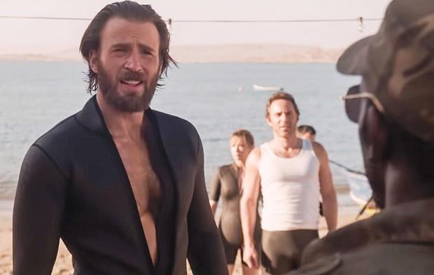 Review Khu Lặn Biển Đỏ: Không chỉ ăn khách nhờ hàng Mỹ Chris Evans, nội dung còn đỉnh hơn nhiều lần! - Ảnh 3.