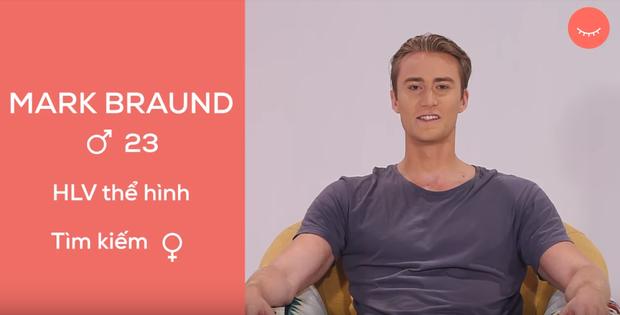 Chân dung trai đẹp Canada được ví như Barbie phiên bản nam trong show hẹn hò của Dustin Nguyễn - Ảnh 5.