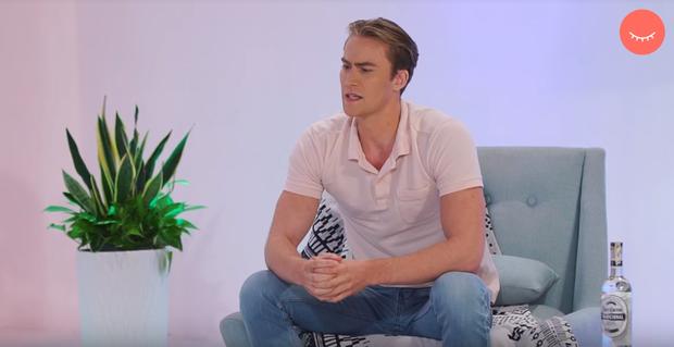 Chân dung trai đẹp Canada được ví như Barbie phiên bản nam trong show hẹn hò của Dustin Nguyễn - Ảnh 1.