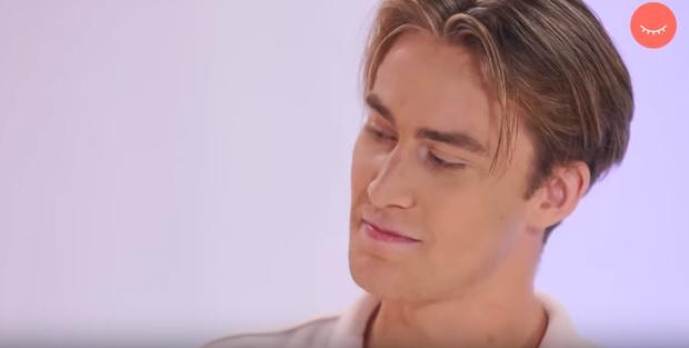 Chân dung trai đẹp Canada được ví như Barbie phiên bản nam trong show hẹn hò của Dustin Nguyễn - Ảnh 2.