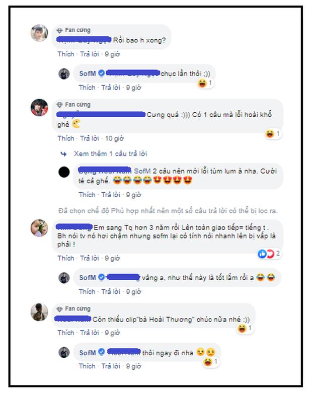 Khóc thét với thần rừng SofM, quay hẳn clip mừng sinh nhật LMHT Việt Nam nhưng chỉ tội… quên lời! - Ảnh 5.