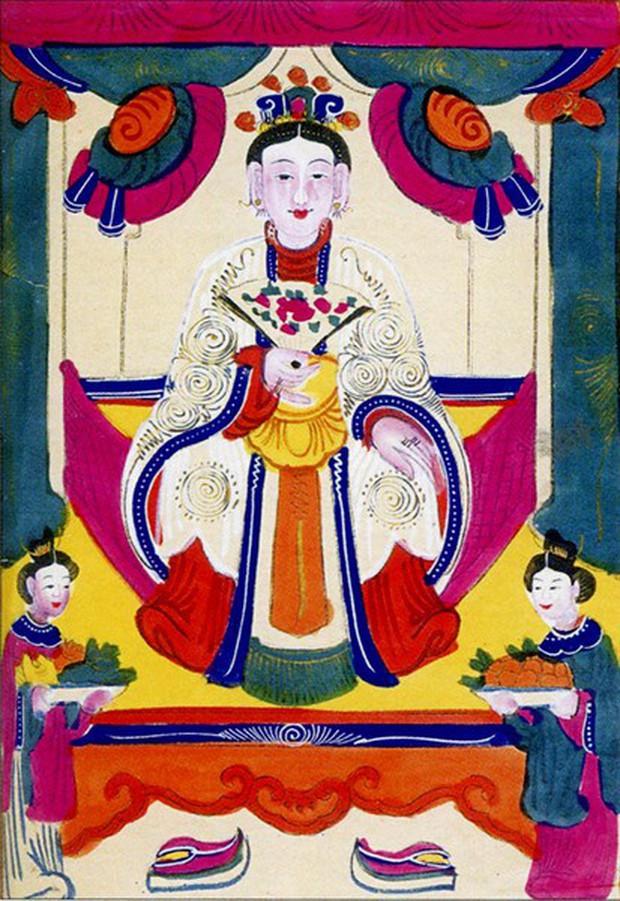 Giải mã Tứ Phủ của Hoàng Thùy Linh: những biểu tượng thiêng liêng của tín ngưỡng thờ Mẫu - Ảnh 6.