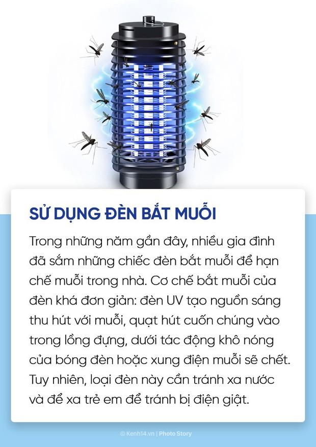 Dịch sốt xuất huyết lại bùng lên, đừng bỏ qua những cách đuổi muỗi đơn giản dễ áp dụng này để muỗi không có cơ hội hại bạn - Ảnh 9.