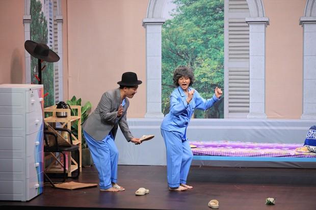 Thu Thủy khiến Trường Giang khâm phục với cách dạy dỗ con cái trên sân khấu Ơn giời - Ảnh 2.