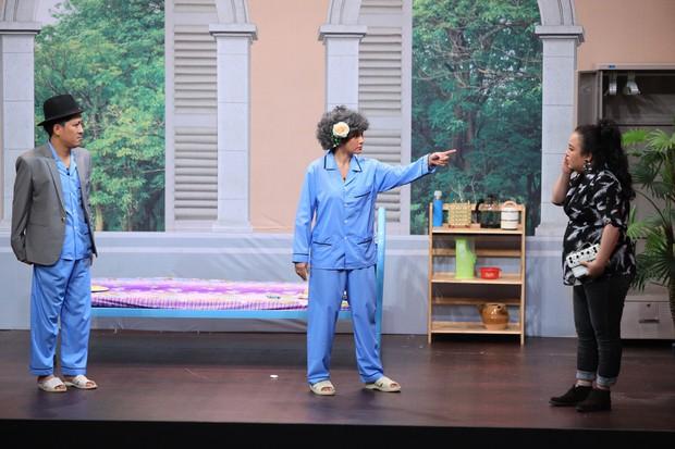 Thu Thủy khiến Trường Giang khâm phục với cách dạy dỗ con cái trên sân khấu Ơn giời - Ảnh 3.