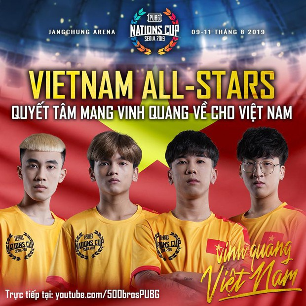 Ngày thi đấu đầu tiên PUBG Nations Cup 2019: Tuyển Việt Nam xuất sắc đứng thứ 2 sau chủ nhà Hàn Quốc - Ảnh 1.
