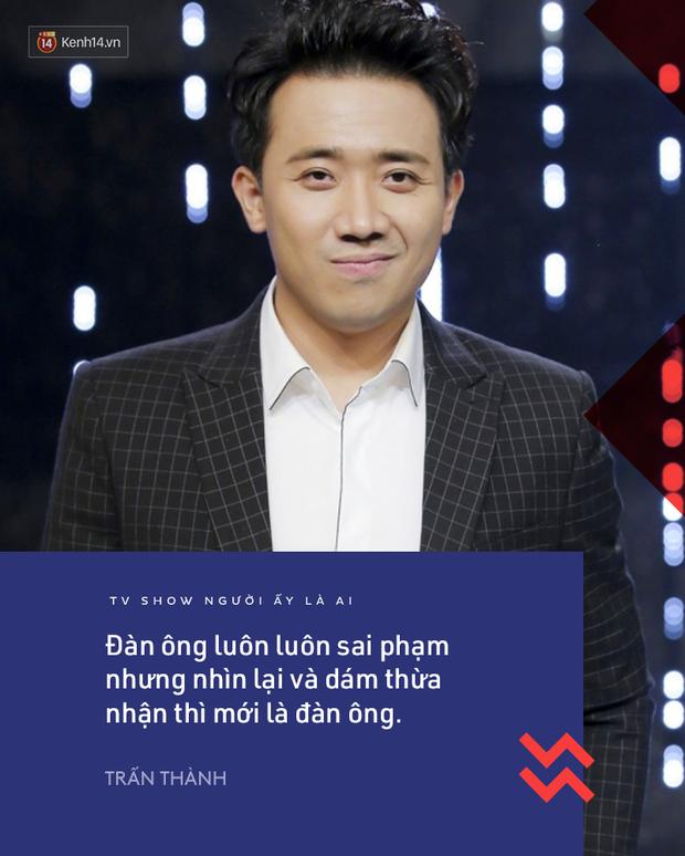 Suốt mùa 2 Người ấy là ai, Trấn Thành & Hương Giang đã để lại vô số phát ngôn ấn tượng! - Ảnh 7.