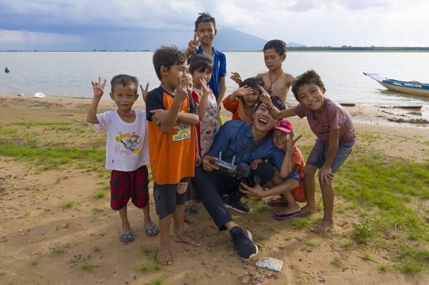 Hành trình đi dọc Việt Nam thắp sáng ước mơ cho trẻ em nghèo của anh chàng Khoai - Ảnh 5.
