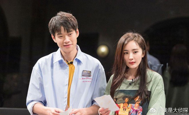 Dương Mịch lộ chi tiết hẹn hò vào ngày Thất Tịch nhưng fan Angela Baby - Huỳnh Hiểu Minh lại là người vui nhất - Ảnh 2.