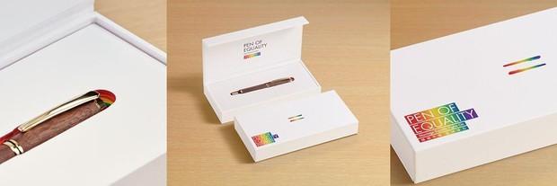 """Chiếc """"bút bình đẳng"""" và thông điệp từ Đài Loan gửi tới châu Á khiến nhiều người xúc động - Ảnh 2."""