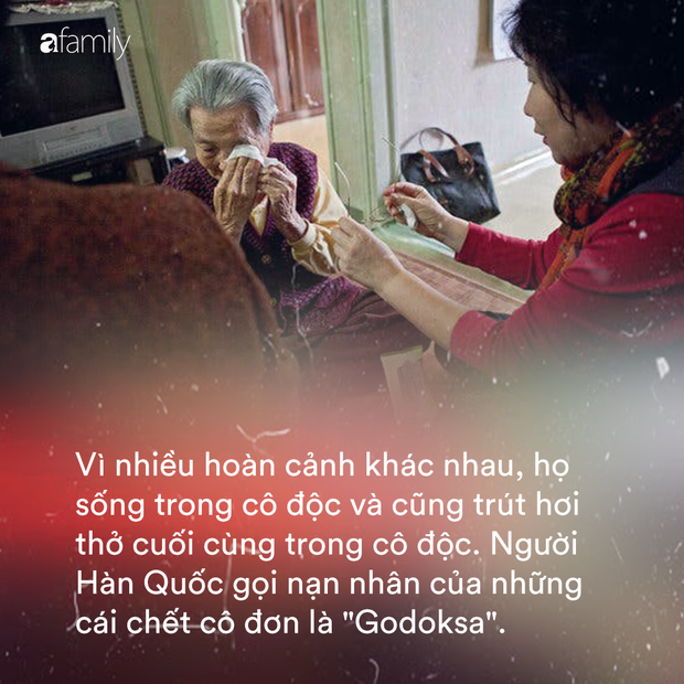 Người già ở Hàn Quốc: Hi sinh tất cả cho con cái, đến khi về hưu, sống trong cô đơn và chết trong cô độc - Ảnh 1.