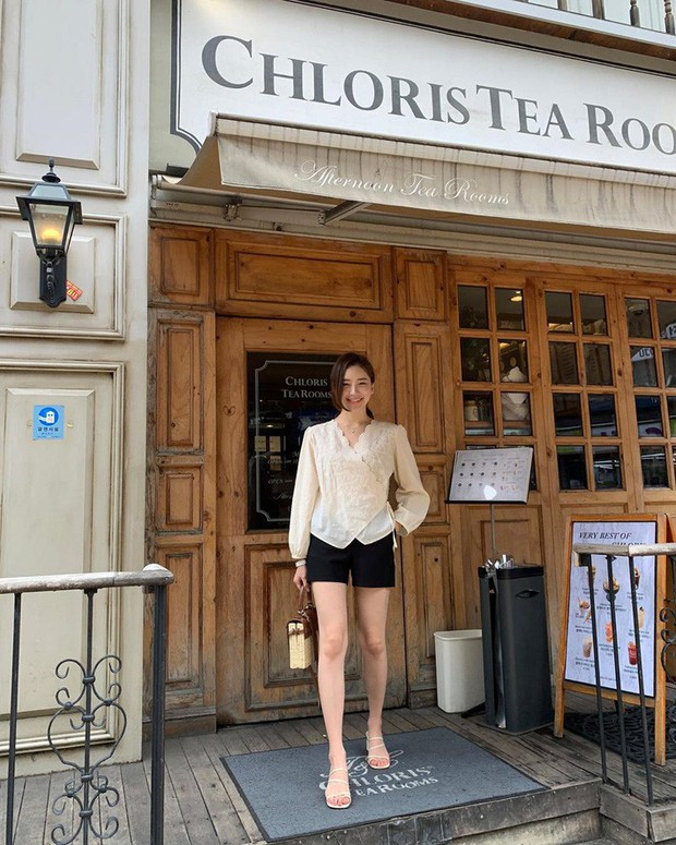 Hè qua thu tới, các quý cô Châu Á đã rục rịch diện blazer đẹp hết ý trong street style tuần này - Ảnh 11.