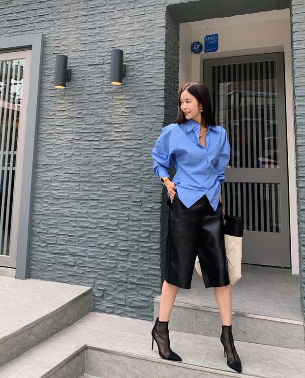 Hè qua thu tới, các quý cô Châu Á đã rục rịch diện blazer đẹp hết ý trong street style tuần này - Ảnh 13.