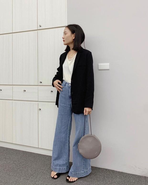 Hè qua thu tới, các quý cô Châu Á đã rục rịch diện blazer đẹp hết ý trong street style tuần này - Ảnh 3.