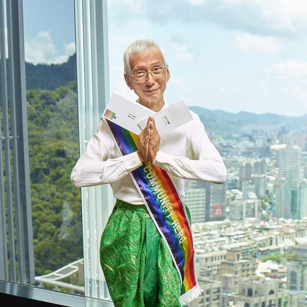 """Chiếc """"bút bình đẳng"""" và thông điệp từ Đài Loan gửi tới châu Á khiến nhiều người xúc động - Ảnh 4."""