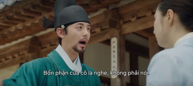 Tân Binh Học Sử Goo Hae Ryung: Chẳng nam chính nào khổ như Cha Eun Woo, vừa bị crush phũ vừa bị cha đối xử cay nghiệt - Ảnh 8.