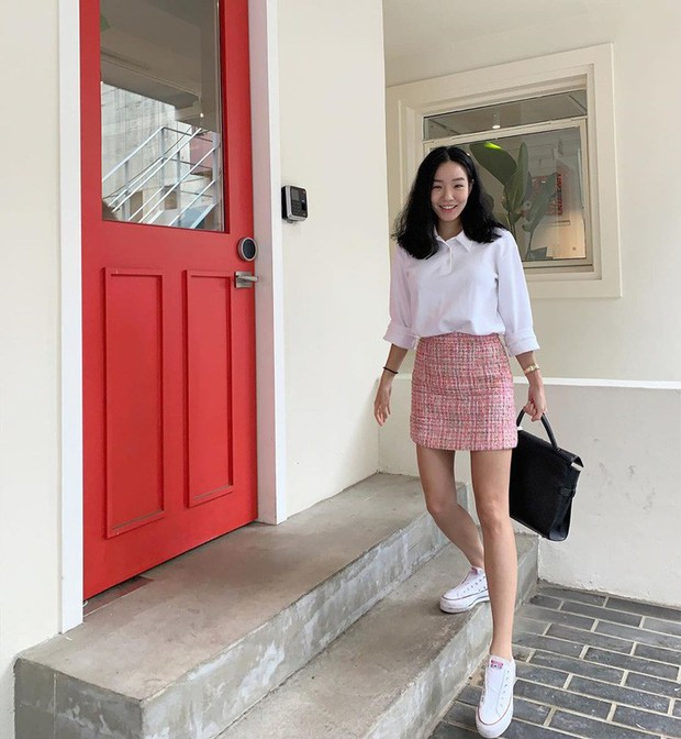 Hè qua thu tới, các quý cô Châu Á đã rục rịch diện blazer đẹp hết ý trong street style tuần này - Ảnh 8.