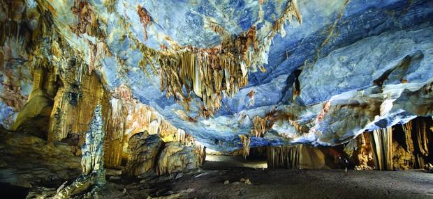 Không chỉ Sơn Đoòng, Việt Nam còn rất nhiều hang động được lên báo quốc tế và được đánh giá là tuyệt vời nhất thế giới - Ảnh 4.
