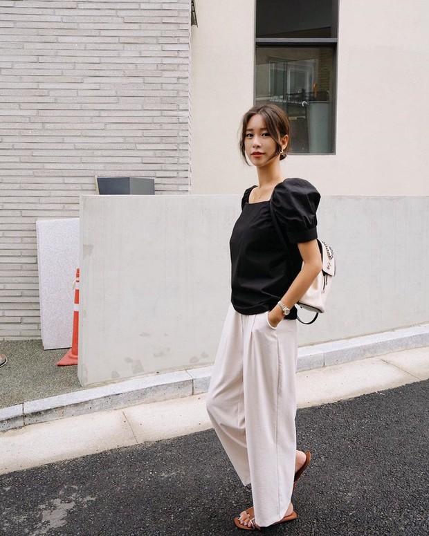 Hè qua thu tới, các quý cô Châu Á đã rục rịch diện blazer đẹp hết ý trong street style tuần này - Ảnh 9.