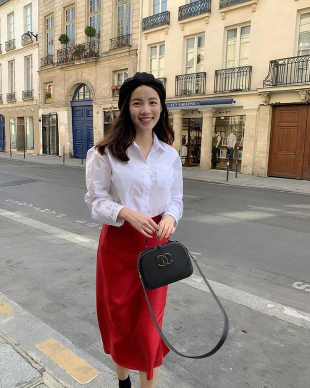 Hè qua thu tới, các quý cô Châu Á đã rục rịch diện blazer đẹp hết ý trong street style tuần này - Ảnh 10.