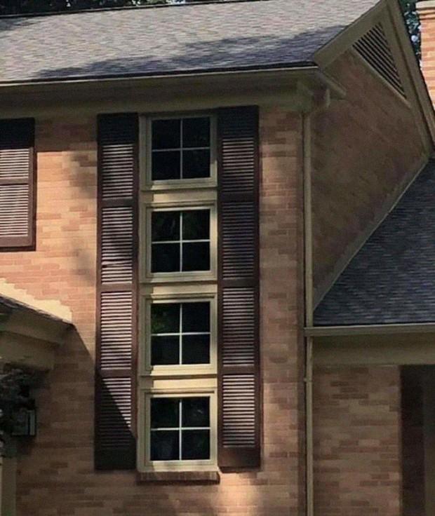 14 căn nhà thiết kế oái ăm, nhìn xong không biết nên thả ha ha hay phẫn nộ - Ảnh 14.