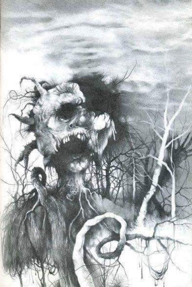 7 câu chuyện đêm khuya đáng sợ nhất Scary Stories to Tell in the Dark xem xong không ai dám ngủ! - Ảnh 6.