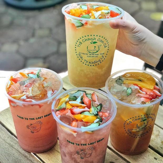 Bản đồ 6 món ăn vặt hot hit ở Hà Nội mùa hè này mà bạn không nên bỏ lỡ - Ảnh 6.
