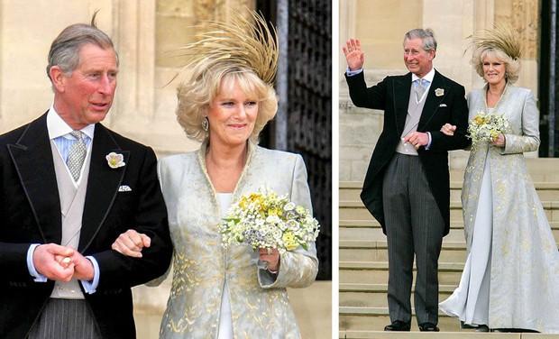 Những trang phục ẩn chứa mật mã của hoàng gia Anh: Công nương Kate đầy tinh tế nhưng ấn tượng nhất là chiếc váy báo thù của Diana - Ảnh 6.