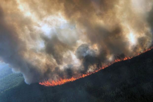 """Amazon không """"đơn độc"""", cả hành tinh oằn mình trong những đám cháy dữ dội - Ảnh 5."""