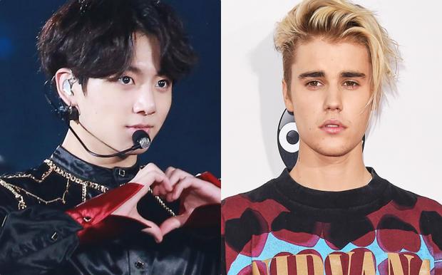 Sinh nhật gây bão toàn cầu của Jungkook (BTS): Justin Bieber đích thân chúc mừng đầy ẩn ý, bao trọn top trend Twitter thế giới - Ảnh 1.