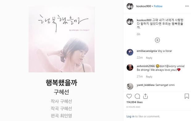 NÓNG: Goo Hye Sun tuyên bố giải nghệ giữa lùm xùm ly hôn với Ahn Jae Hyun, cả xứ Hàn đang tán loạn? - Ảnh 6.