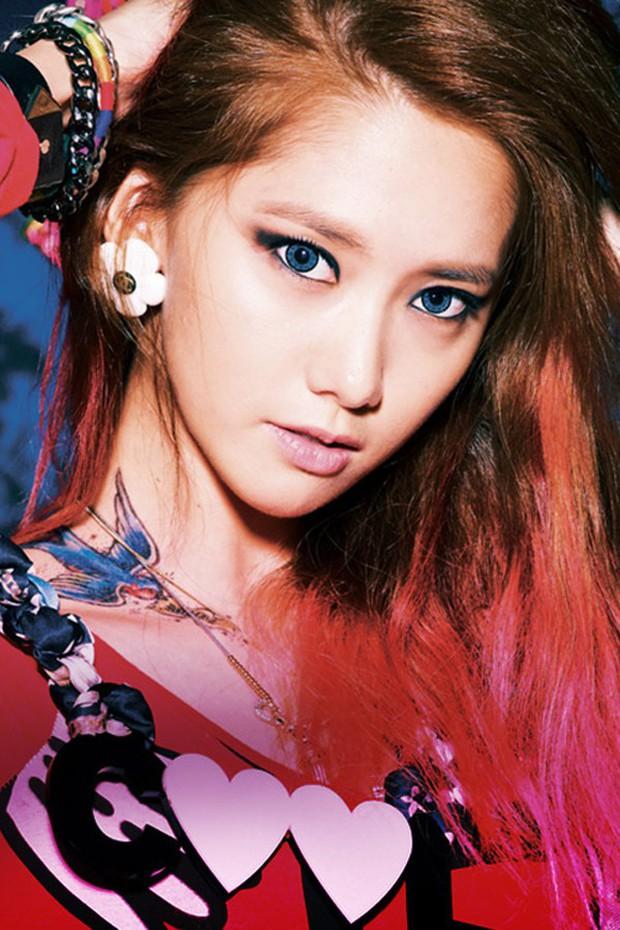 Idol Hàn đeo lens sáng màu: xuất sắc có Irene, Jennie... còn giống ma sói nhất là Hwasa, Hyuna - Ảnh 9.