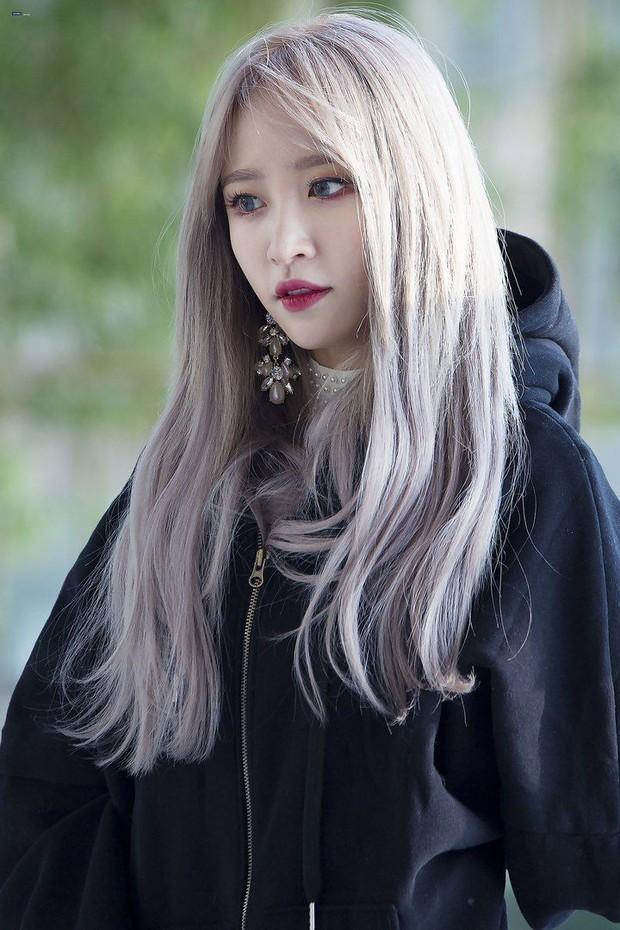Idol Hàn đeo lens sáng màu: xuất sắc có Irene, Jennie... còn giống ma sói nhất là Hwasa, Hyuna - Ảnh 4.