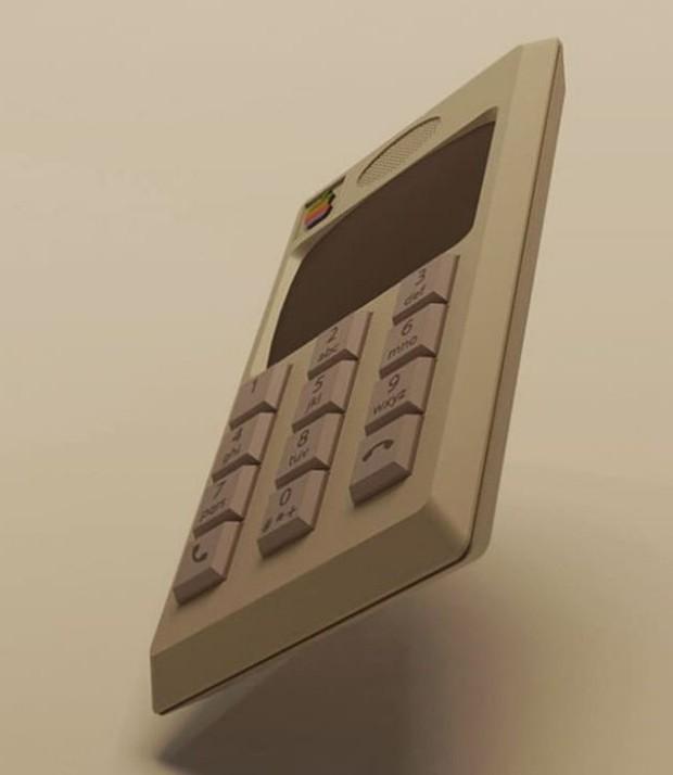 Nếu Apple làm iPhone hồi thập niên 80, trông nó sẽ cục mịch như thế này đây - Ảnh 3.