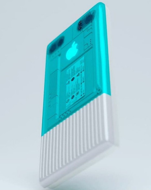Nếu Apple làm iPhone hồi thập niên 80, trông nó sẽ cục mịch như thế này đây - Ảnh 6.