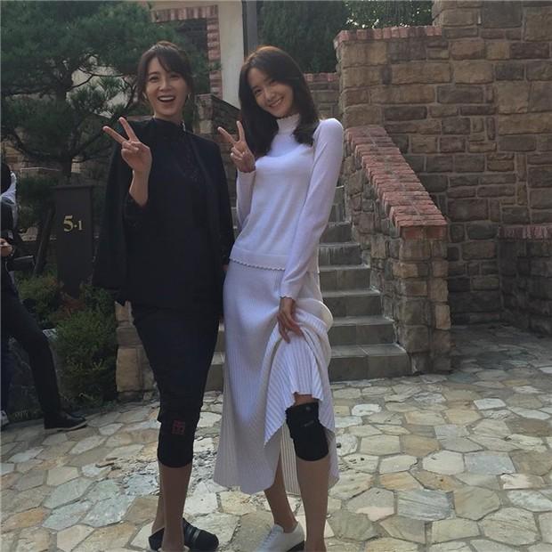Thời của các bà mẹ Kbiz đã đến: Siêu hot, mẹ Kim Tan chưa phải đỉnh nhất, toàn được ship với con rể vì quá đẹp đôi - Ảnh 18.
