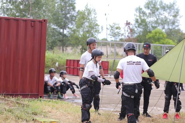 Mỹ nhân hành động: Jang Mi buồn bã ra về sau khi bị Trương Quỳnh Anh căng thẳng từ chối giúp đỡ - Ảnh 1.