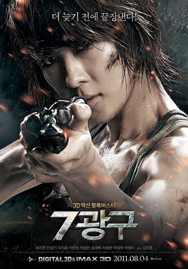 5 đả nữ xinh đẹp lạnh lùng trên phim Hàn: Kim Tae Hee võ công thâm hậu vẫn chưa bằng Soo Ae diệt địch trong phút mốt - Ảnh 6.