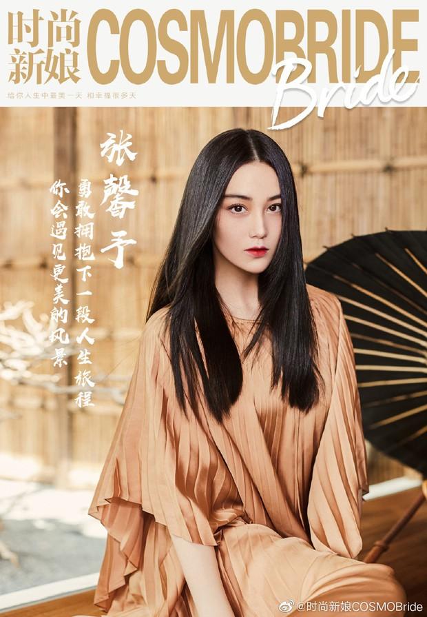 2 nàng gái một con hot nhất Cbiz đọ sắc trên tạp chí: Dương Mịch ma mị, Trương Hinh Dư sắc vóc gây ngỡ ngàng - Ảnh 7.