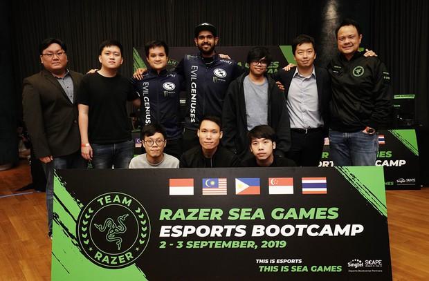 CEO Razer rót 7,2 triệu USD vào nền Esports Singapore để cạnh tranh huy chương tại Sea Games 30 - Ảnh 1.