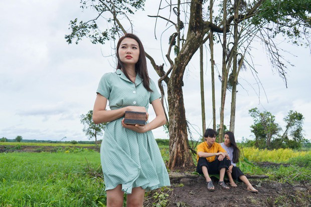 Xem MV mới của Quốc Thiên, thật bổ mắt vì được ngắm nguyên dàn trai xinh gái đẹp đóng drama - Ảnh 6.