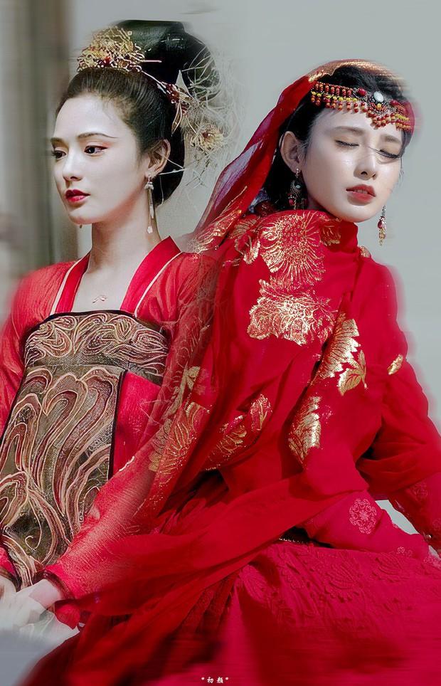 Gà cưng của Phạm Băng Băng - Bành Tiểu Nhiễm được khen vì màn hoá thân Yêu Miêu không thua đàn chị - Ảnh 8.