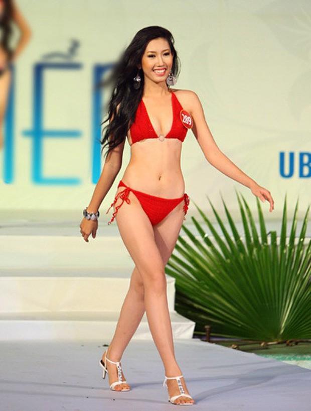 Thúy Ngân Gạo nếp gạo tẻ tiếp tục đốt mắt fan trong loạt ảnh diện bikini khoe khéo đường cong siêu quyến rũ - Ảnh 5.