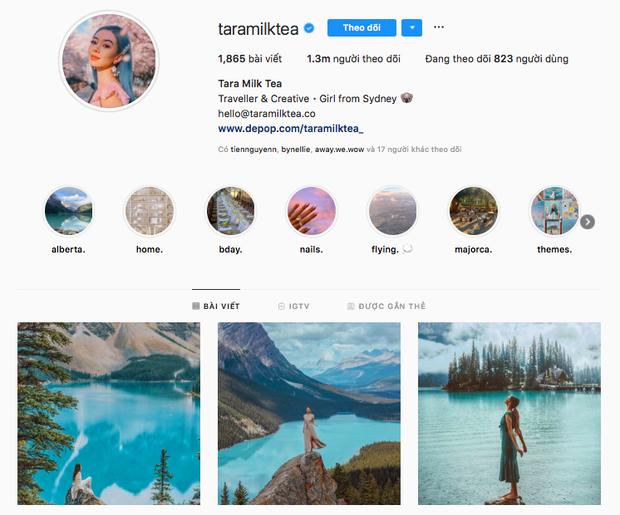 """Nữ travel blogger bị vợ 2 Minh Nhựa """"mượn"""" ảnh để """"sống ảo"""": Hơn 1,3 triệu người theo dõi trên Instagram, hàng xịn nó phải khác! - Ảnh 5."""