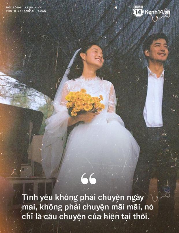 Bài học tình yêu suy ra từ câu nói của MC Trấn Thành: Tôi không bao giờ chúc hai bạn trăm năm hạnh phúc. Điều đó sáo rỗng trong năm 2019! - Ảnh 3.