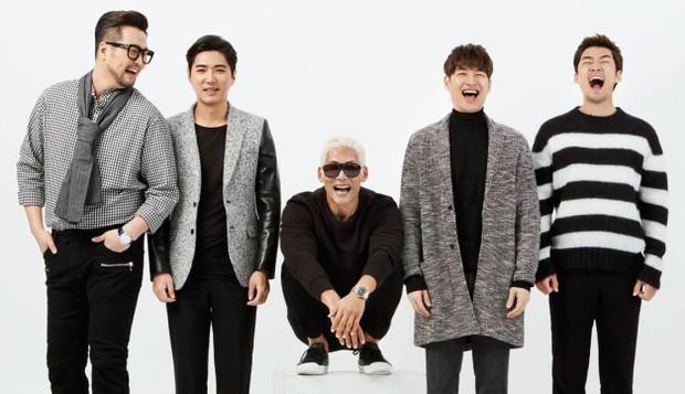 Netizen Hàn bình chọn các nhóm nhạc nam đại diện cho mỗi thế hệ Kpop: Đẳng cấp đào tạo boygroup nhà SM đã được khẳng định! - Ảnh 2.