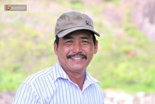Ông chú bán kem dễ thương nhất Đà Nẵng: 3 năm cặm cụi nhặt rác ở bán đảo Sơn Trà - Ảnh 2.